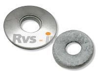 Art. 9055 Rvs sluitring met epdm sealing