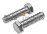 DIN 933 / ISO 4017 Rvs zeskant tapbout